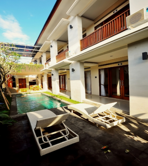 House Apartments For Rent: Luxury Apartment For Rent In Sanur