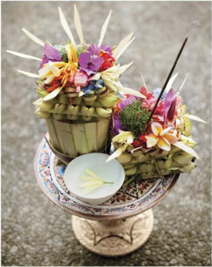 Pagerwesi Bali Ceremony