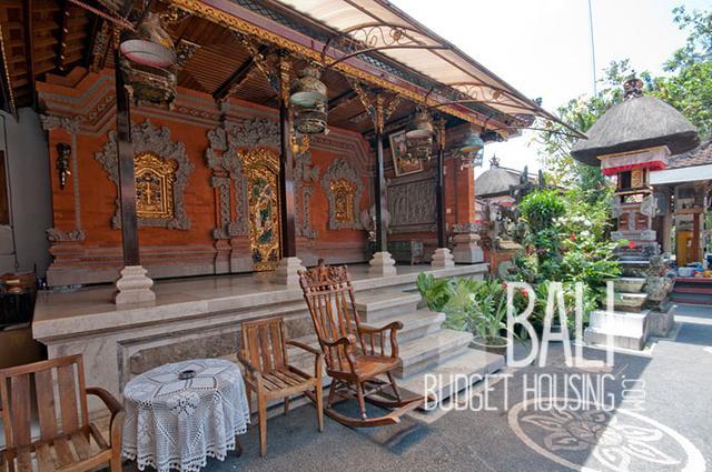 cheap bali accommodation - apartment in Canggu