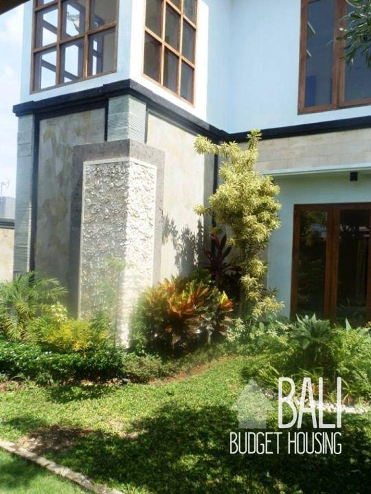 Two stories house for rent in kerobokan bali long term rentals