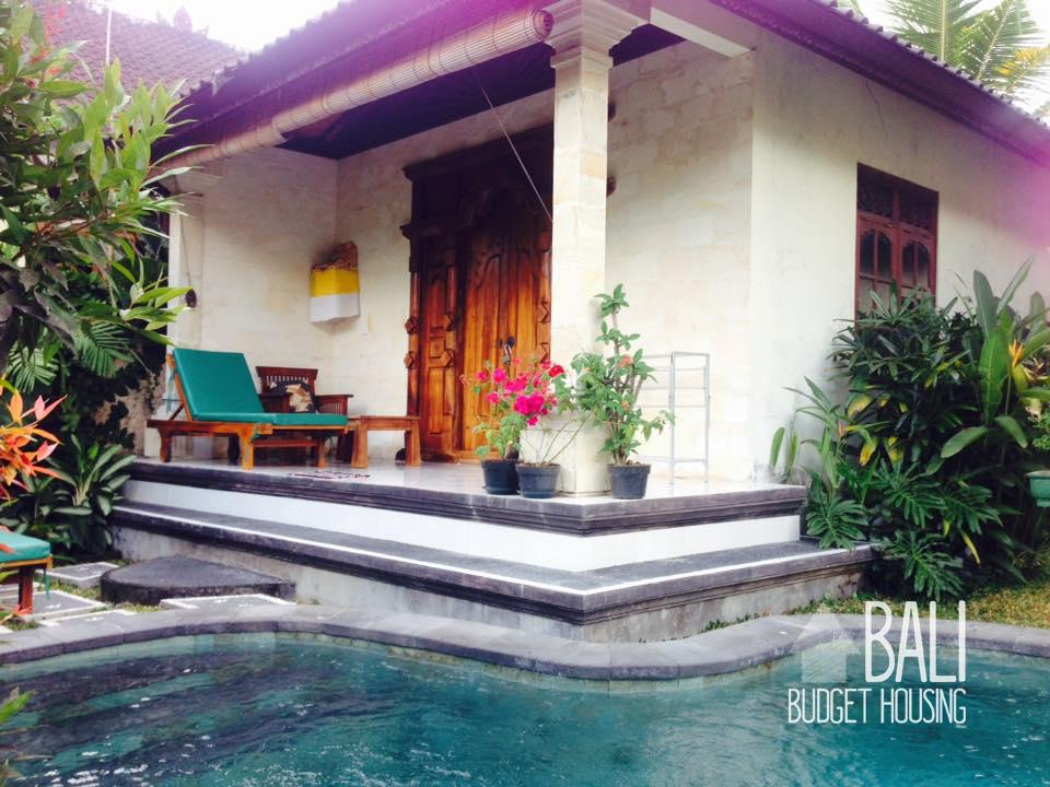 One Bedroom Bungalow For Rent In Penestanan Ubud Bali Long Term Rentals Houses And Apartments In Bali Budget Housing