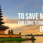 Save money bali holiday
