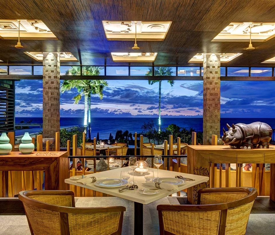 Bali Best Restaurants - Mozaic