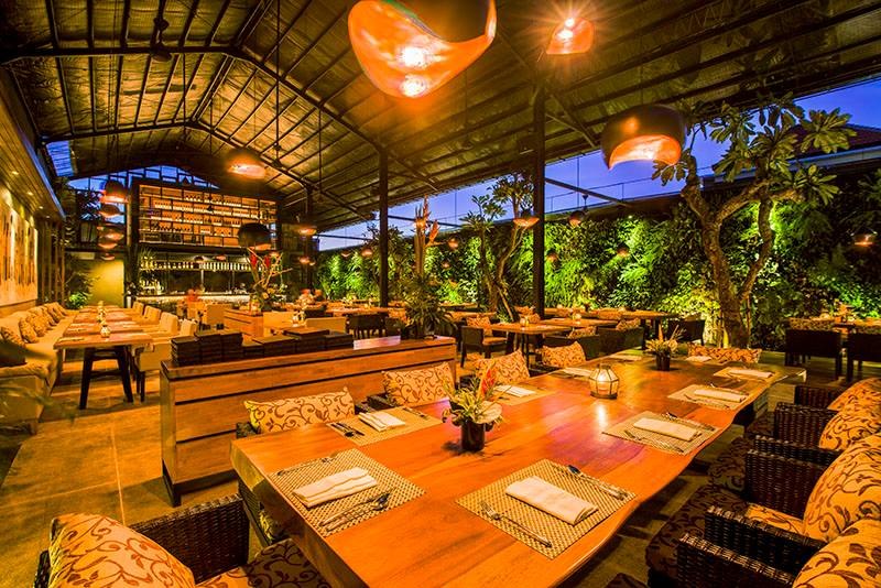 Bali Best Restaurants - Republik 45
