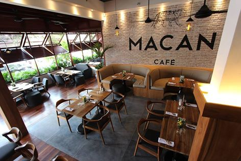 Breakfast in Canggu - Macan 1