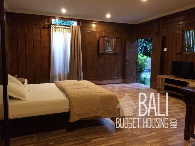 Cheap Bali Accommodation - Apartment Joglo in Denpasar 2