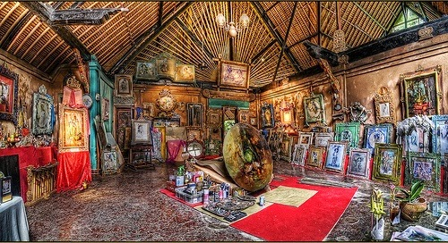 Things to do in Ubud - Blanco Museum