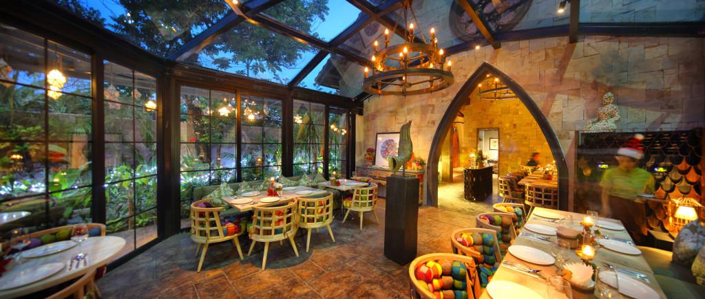 Unique Restaurants in Bali - Gardin 1