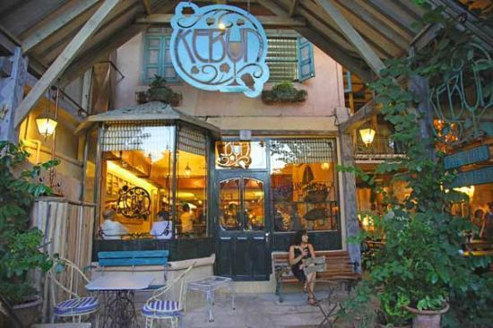 Unique Restaurants in Bali - Kebun Bistro 1