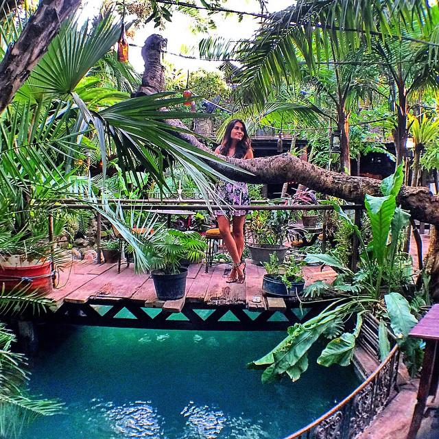 Unique Restaurants in Bali - La Favela 2