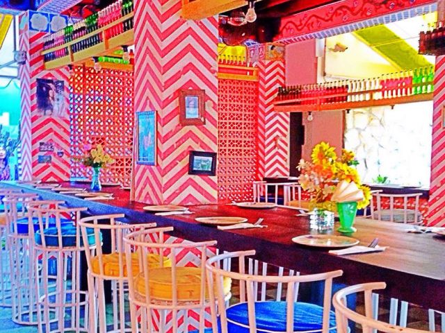 Unique Restaurants in Bali - Motel Mexicola 1
