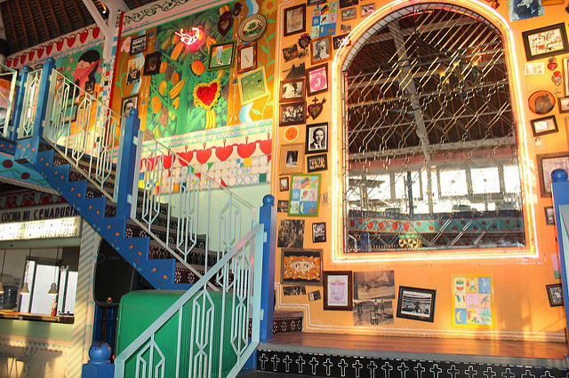 Unique Restaurants in Bali - Motel Mexicola 2