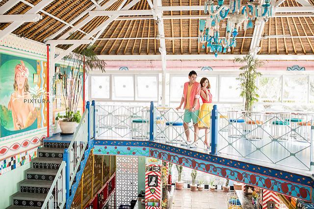 Unique Restaurants in Bali - Motel Mexicola 3