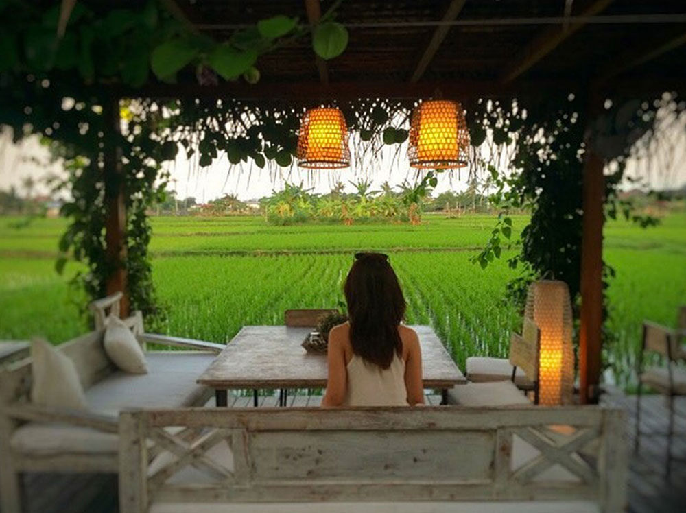 Unique Restaurants in Bali - Nook 1
