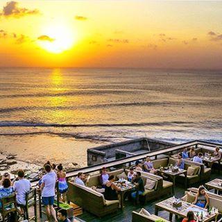 Unique Restaurants in Bali - Single Fin 2