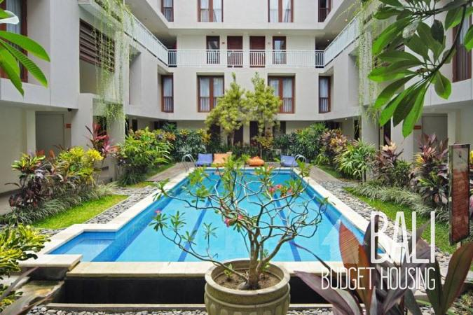one bedroom apartment for rent in seminyak seminyak - Affordable One Bedroom Apartments