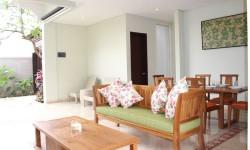 Pererenan accommodation