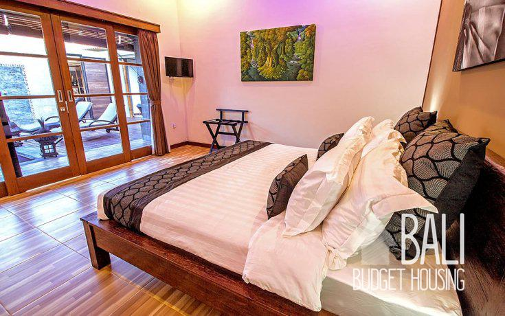 Seminyak house for rent