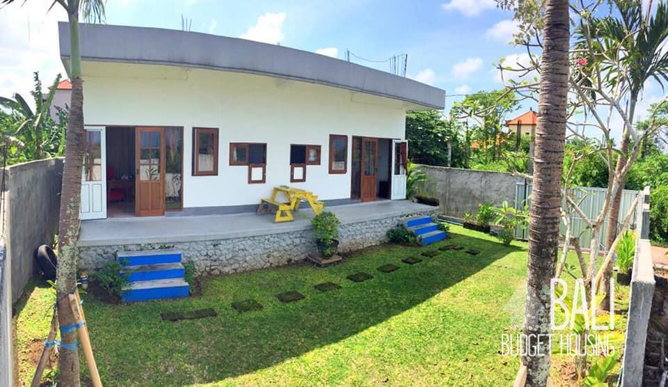 Munggu house for rent