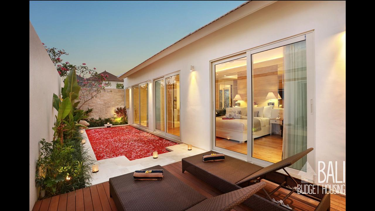 One Bedroom Villa For Rent In Seminyak Bali Long Term Rentals Houses And Apartments In Bali Budget Housing