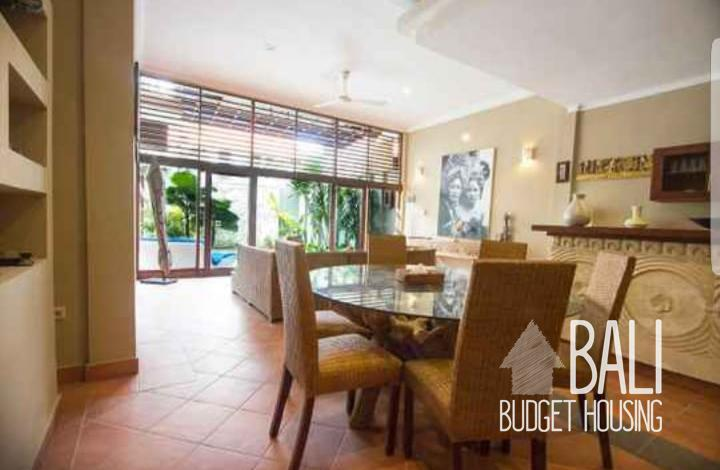 Seminyak house for rent