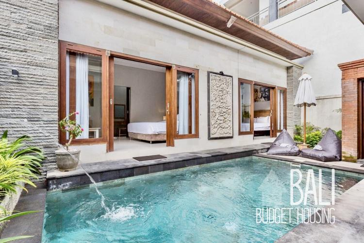 Furnished 2 Bedroom Villa For Rent In Jimbaran Bali Long Term Rentals Houses And Apartments In Bali Budget Housing